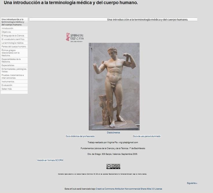 El blog de griego: TERMINOLOGÍA MÉDICA
