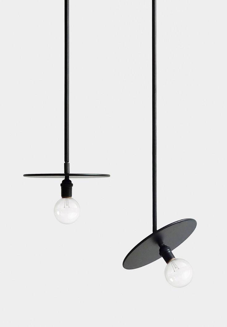 Workstead Black Pendant | DSHOP