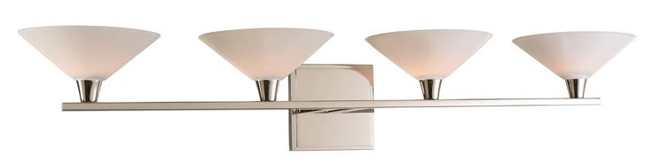 Galvaston 4-Light LED Vanity Light