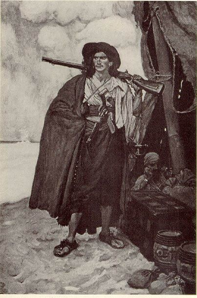 The age of Piracy | ... seventeenth century is widely recognized as the golden age of piracy