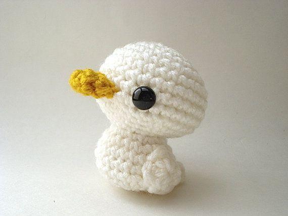Amigurumi Duck Tutorial : Best amigurumi ducks chickens images amigurumi