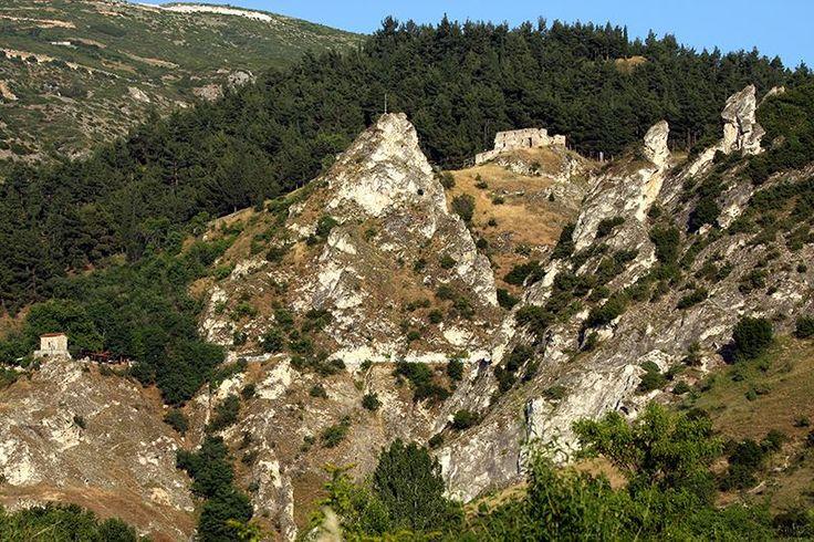 Βυζαντινή Καστροπολιτεία Σερβίων