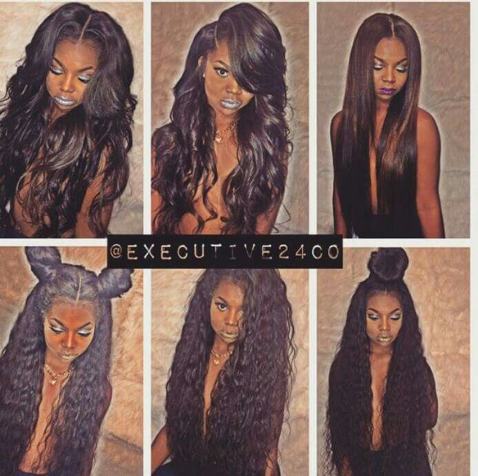 Prime 1000 Ideas About Versatile Sew In On Pinterest Vixen Sew In Short Hairstyles For Black Women Fulllsitofus
