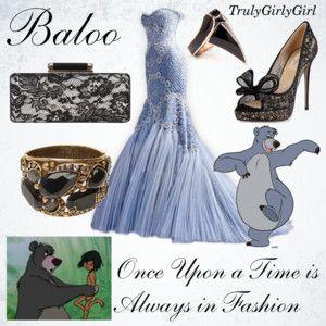 Disney Estilo: Baloo