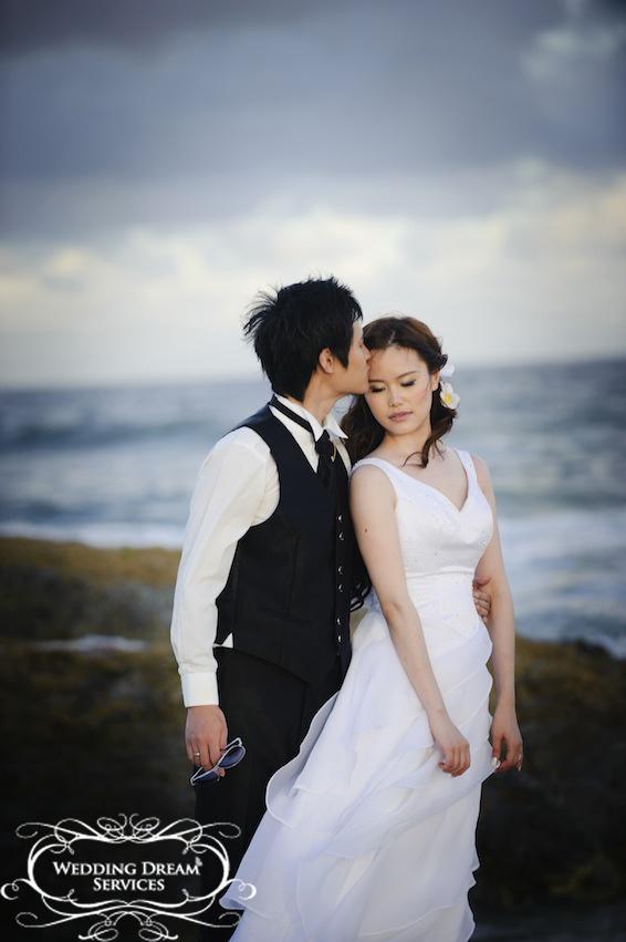 Brisbane wedding Asian bridal hair and makeup specialist - WEDDING DREAM SERVICES: Brisbane Asian hair and makeup:Vivian & Ray's pre-wedding