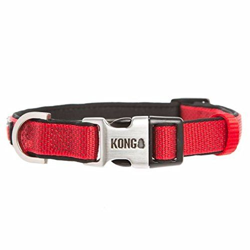 New Kong Comfort Dog Collar Red Xl You Can Get Additional