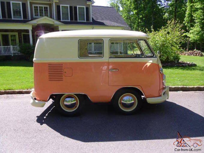 Las Minicombis Llegaron Para Quedarse Vw Bus Vw Van For Sale Cars For Sale