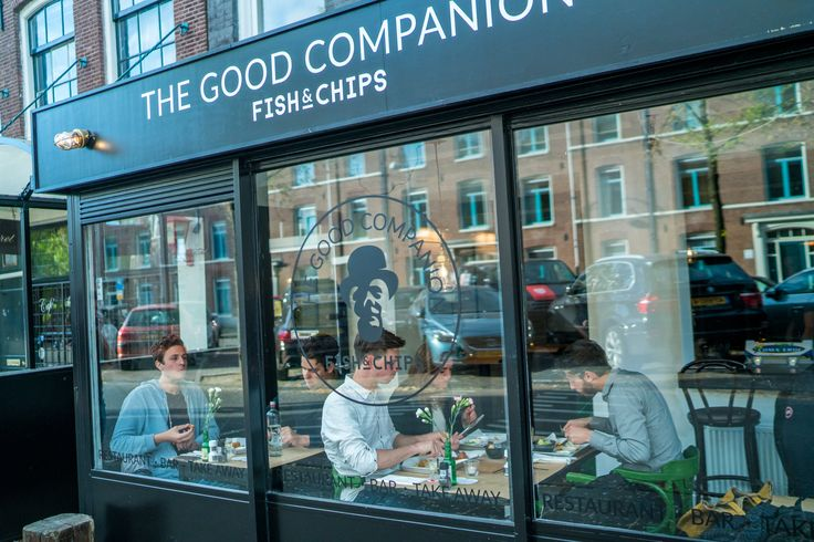The Good Companion Fish & Chips
