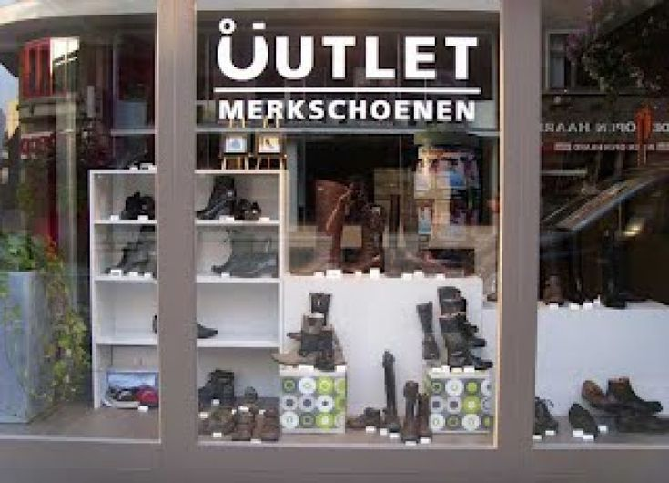 Outlet Merkschoenen Aalst -- Outletwinkel in Aalst