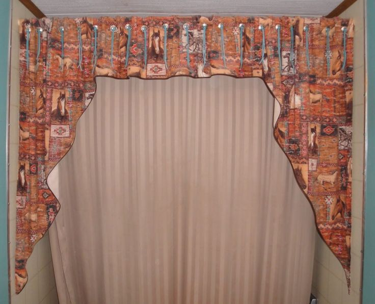 Best 10 Shower Curtain Valances Ideas On Pinterest