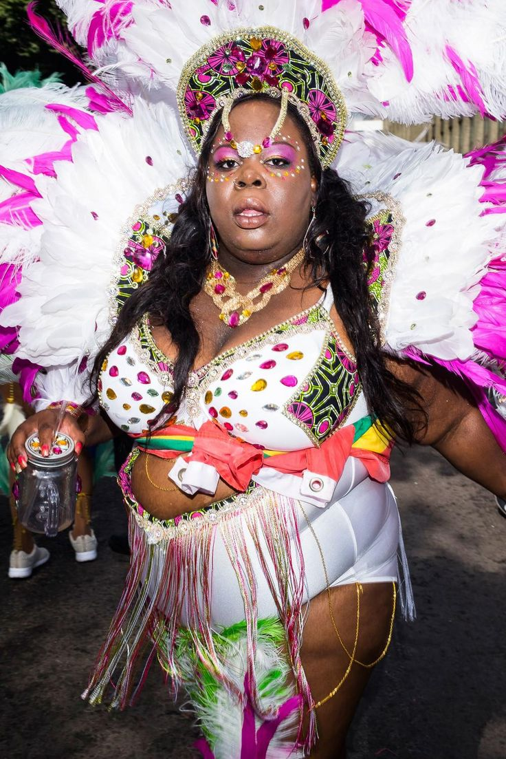 Street photography from the 50th anniversary edition of Carnival.