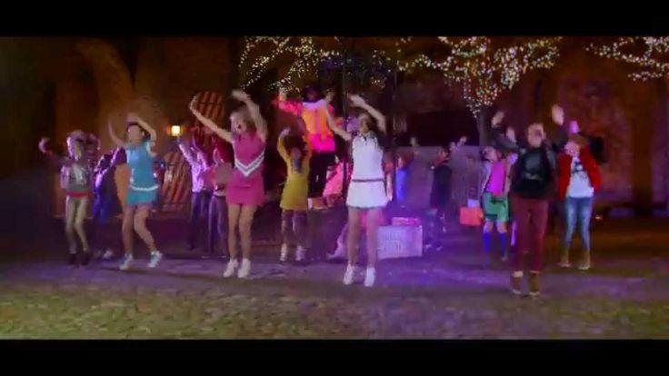 Danspiet & Raak! - De Sinterklaas Welkomstdans [officiële videoclip]