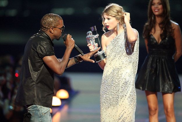 Missing Kanye interrupting Taylor Swift at the VMA Awards and then trying to find it on YouTube so you could talk about it the next day.   23 Things You Totally Forgot You Did As A Teen In 2009
