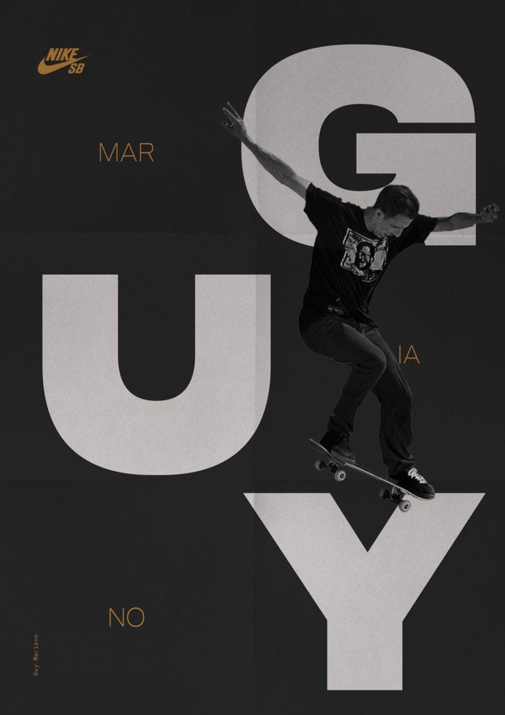 Nike SB. Guy Mariano
