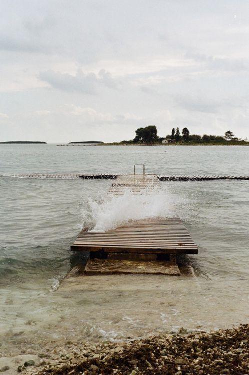 "Zara Pfeifer ""even the docks ran from me…"""