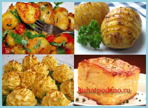 Рецепты гарниров из картофеля - три рецепта приготовления гарниров из картофеля на любой вкус: жареный во фритюре картофель, жареный картофель с огурцами и «золотой» картофель...