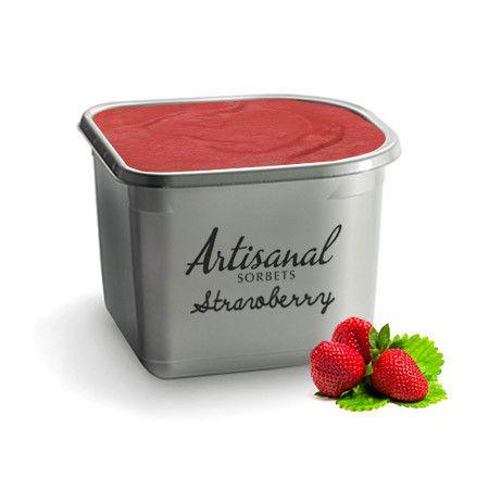 Strawberry Sorbet 2.5L