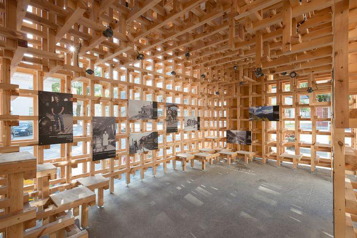 Rjukan Town Cabin / Rallar Arkitekter