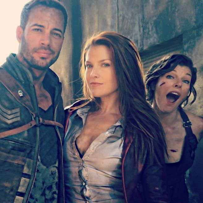 Resident Evil: The Final Chapter - Google Search