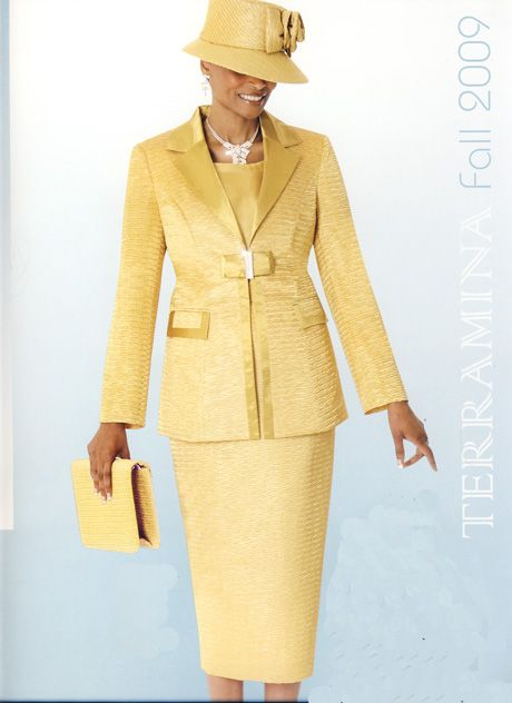 women's church suits and hats | Terramina - Suits - TM ...