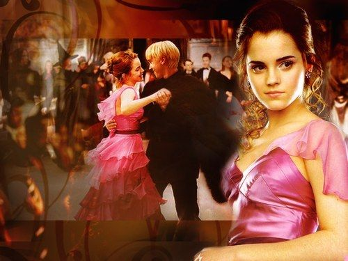 Shut it! Hermione and Malfoy?! ;D