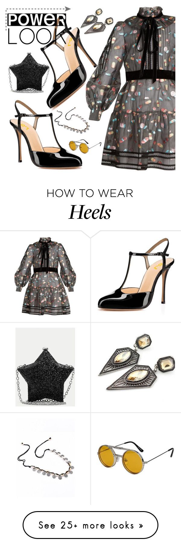 """Power Look#"" by fsjamazon on Polyvore featuring Marc Jacobs, Spitfire, girlpower and powerlook"