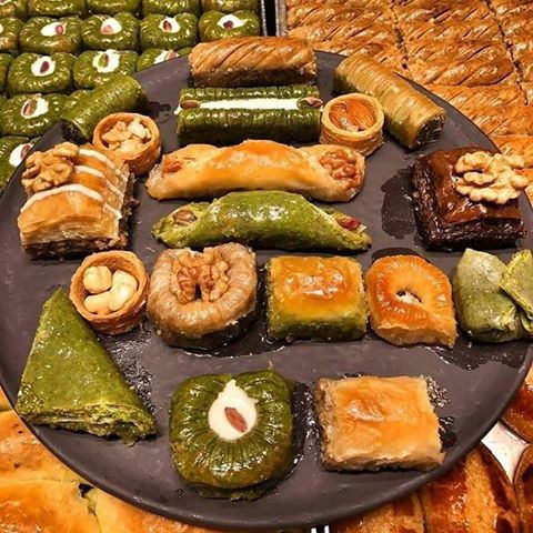 What's 40 layers of phyllo dough, pistachio, syrup and the most delicious of all Turkish desserts? Baklava is just one of the reasons Turkey is such a ,