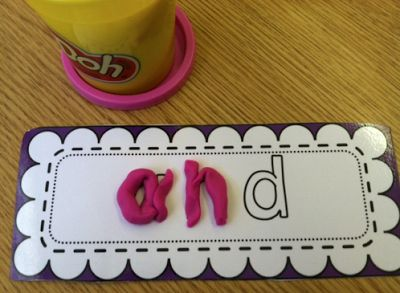 Primary Possibilities: Play-Doh Fun!