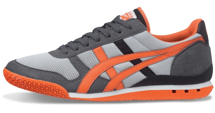Onitsuka Tiger Ultimate 81 Light Grey/Orange (HN201-1309) £52.99 with FREE UK delivery
