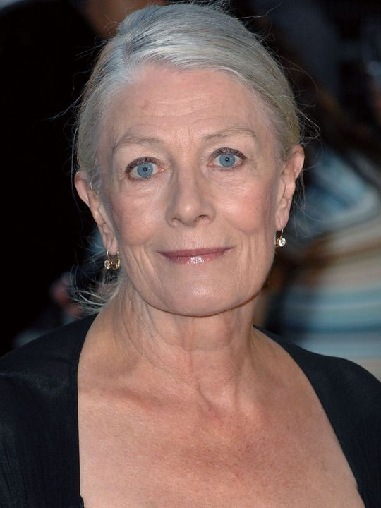 Vanessa Redgrave- ageing gracefully- a beautiful 75 year old