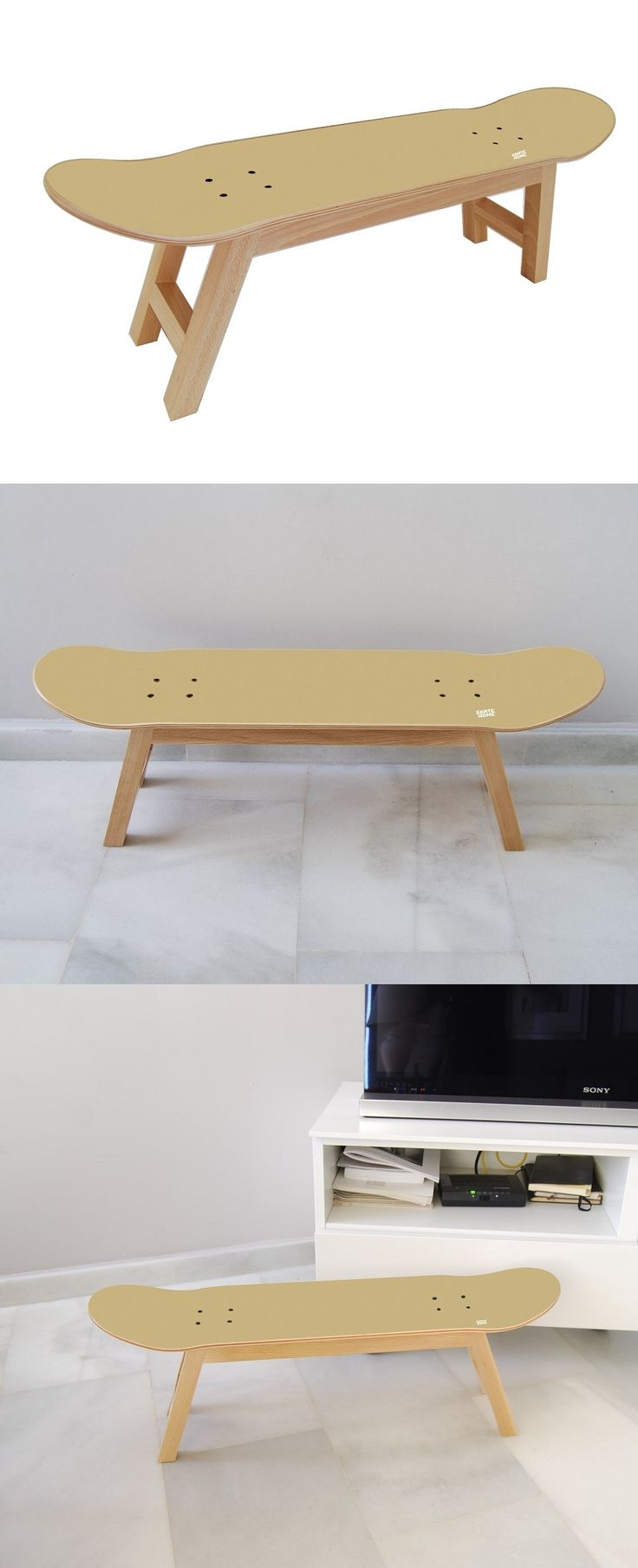 High Quality BOYS BEDROOM DECOR IDEAS WITH SKATEBOARD FURNITURE