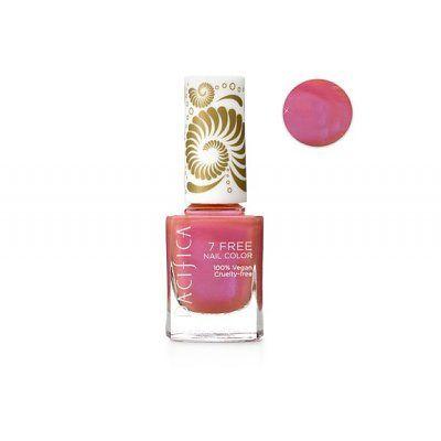 Pacifica 7 Free Parelmoer roze nagellak