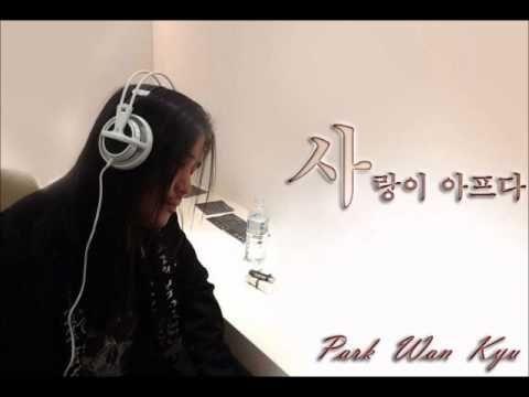 박완규 - 사랑이 아프다 - 싱글앨범 - 2011년