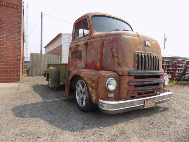 2854 best images about old COE trucks on Pinterest