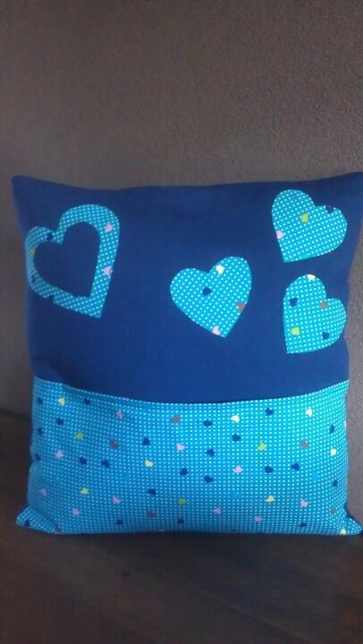 Idee van www.hilde@home.blogspot.nl. Mijn exemplaar,  is voor een 10-jarige dame.