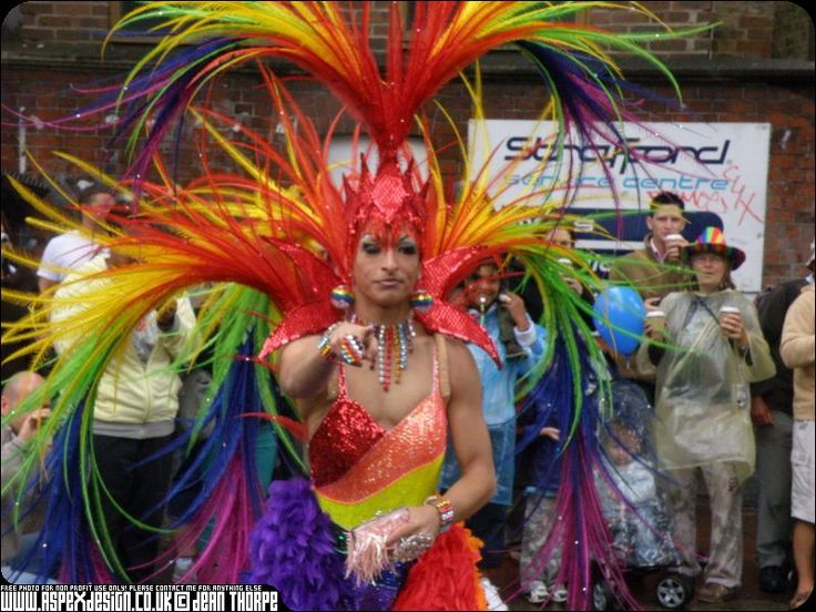 Gay Pride Costumes 7
