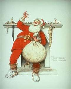 553 best z-Christmas pics 2 images on Pinterest | Norman rockwell ...