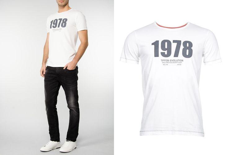 T-shirt Tiffosi - 19,99€