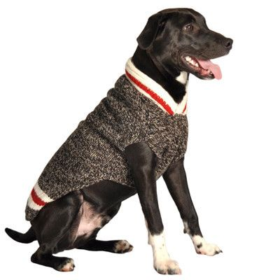 Male and large dogs can have style, too! Felix Chien offers sophisticated looks for those who are not into frills and ruffles.