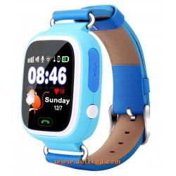 Gps horloge Roze Touchscreen Gps Wifi + configuratie + incl 10 euro KPN + incl 8,60 aangetekende verzendkosten !