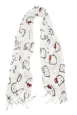 <3 hello kitty scarf