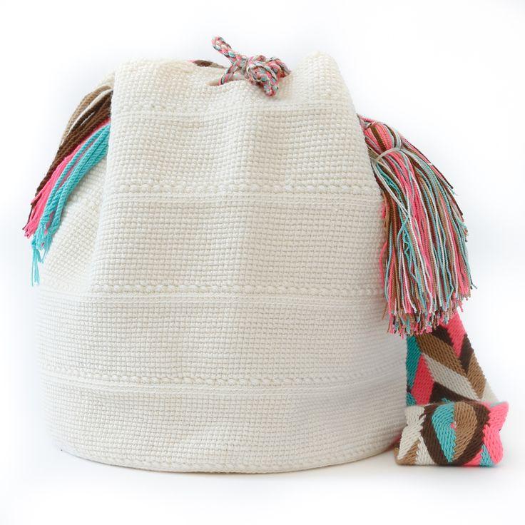 Wayuu Mochila Bags - Rio Design