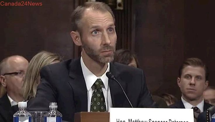 Video shows Donald Trump judicial pick unable to answer basic law questions