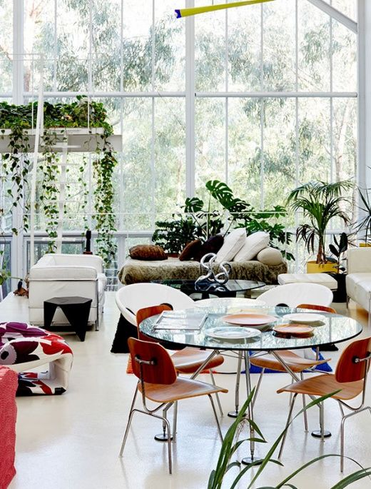 John Henry and Deb Ganderton's incredible 'Research House' in Eltham.