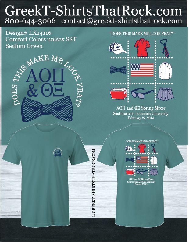 LX14116 Greek T-Shirts That Rock #greektshirts #sororityshirts #fraternityshirts alpha