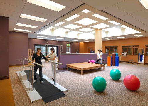 Loma Linda University Medical Center Rehab Gym, Riverside, CA