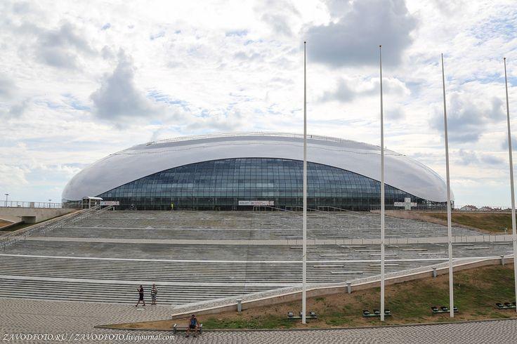 Олимпийский парк Сочи - ZAVODFOTO.RU - ПРОМБЛОГЕР № 1 в ЖЖ / Мы любим…