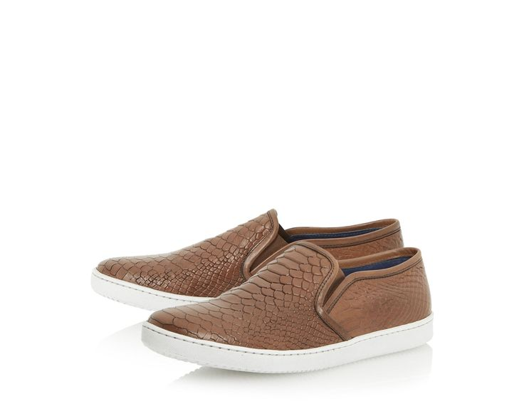 Dune Mens Leather Shoes