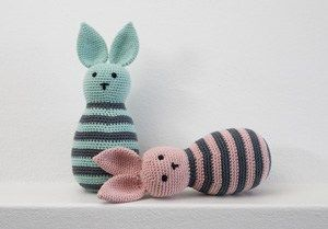 DIY – Hækl en kanin
