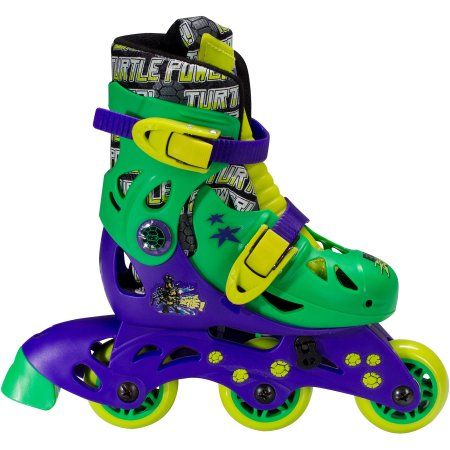 Character Convertible 2-in-1 Kid's Skates, Junior Size 6-9